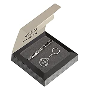 Parker Vector Camouflage Gift Set – Roller Ball Pen & Parker Keychain