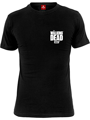 The Walking Dead New World Tour T-Shirt nero L