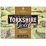 Yorkshire Tea Sacs d'or (4 x 160 pack)