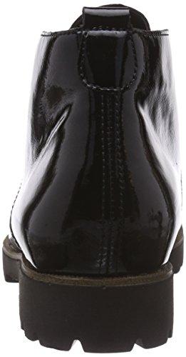 Nero Desert Remonte Femme D0170 Noir Nero Boots Villaggio 02 Spina Rq4qS8