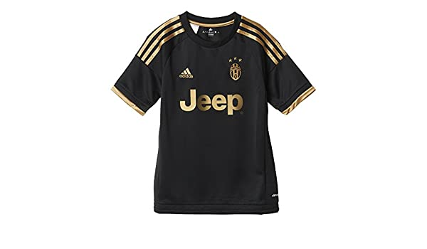 237efecb7 adidas - Juventus 3rd Jersey T-shirt -Boy s.  Amazon.co.uk  Sports    Outdoors