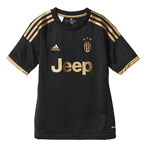 adidas-juve-3-jsy-y-t-shirt-per-ragazzi-bambino-nero-oro