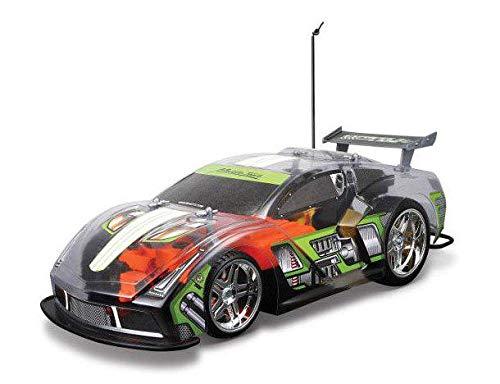 Maisto 81202-1 - Ferngesteuertes Modellauto 1:16 Light Runners - Dune Blaster, weiß -