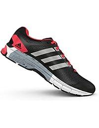 Adidas Atani Bounce - Zapatillas de Cross Training para Mujer, Color Blanco/Lima/Negro/Gris, Talla 39 1/3