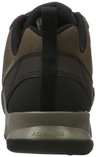 adidas Terrex Ax2r, Scarpe da Arrampicata Basse Uomo Marrone (Brown/core Black/night Brown)