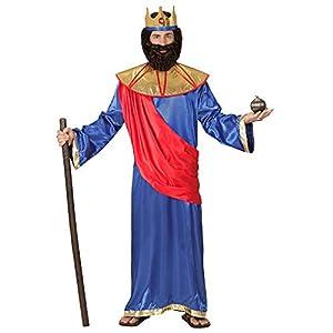 WIDMANN Sancto bíblica King?azul (S) (Túnica corona)
