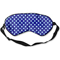 Dark Blue Dot 99% Eyeshade Blinders Sleeping Eye Patch Eye Mask Blindfold For Travel Insomnia Meditation preisvergleich bei billige-tabletten.eu