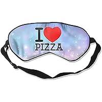 I Love Pizza 99% Eyeshade Blinders Sleeping Eye Patch Eye Mask Blindfold For Travel Insomnia Meditation preisvergleich bei billige-tabletten.eu