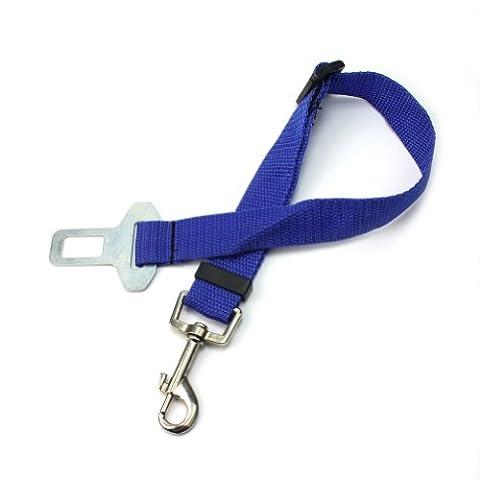 RHX New Adjustable Cat Leash Dog Pet Buckle Adjustable Car