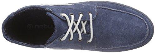 Nebulus Glider, Chaussures Bateau Homme Bleu - Bleu denim
