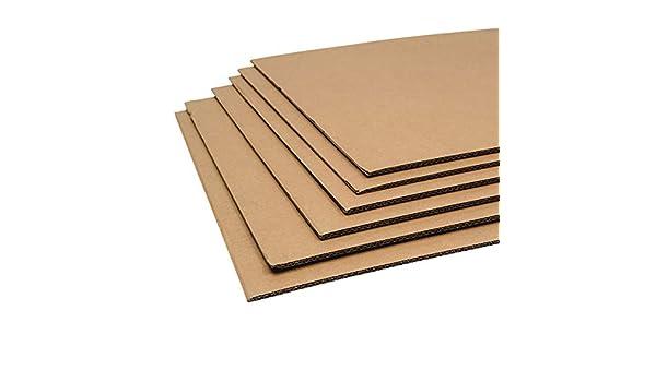 Packaging Shipping Supplies 40 X Double Wall Cardboard Sheets Art