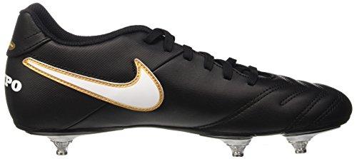 Nike Herren Tiempo Rio Iii SG Fußballschuhe Mehrfarbig (Black/White) 7yNA6jQ