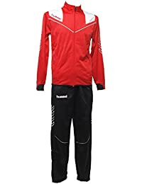 Hummel - Viper club rouge survet - Survetement ensemble
