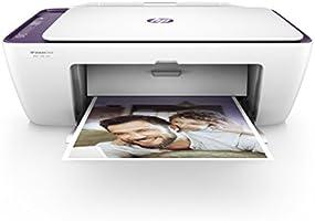 HP Deskjet 2634 Imprimante Multifonction Jet d'encre Couleur (7,5 ppm, 4800 x 1200 PPP, WiFi, Mobile, USB) Instant Ink -...