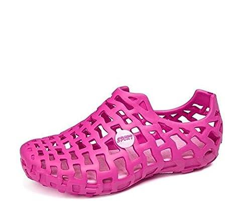 Crocs Hommes Femmes Chaussures de plage respirantes Chaussures antidérapantes 6