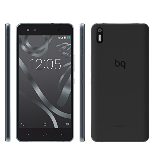 Bq Aquaris X5 Orange Libre Dual Sim,16Gb,Android