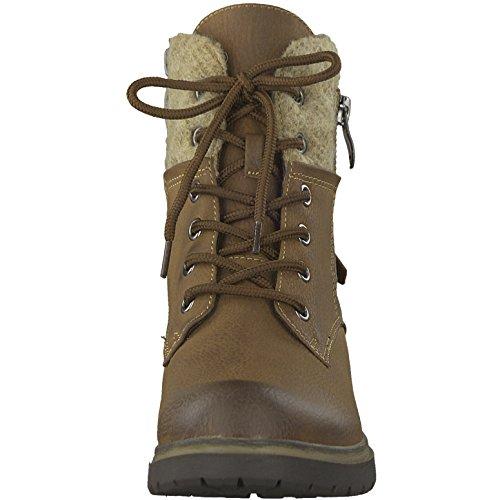 Tamaris Damen 26443 Combat Boots Muscat