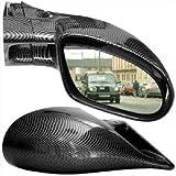 Ultra AMZ5POUND318 Außenspiegel, Kohlefaser, Links und rechts, inkl. Bedienungsanleitung