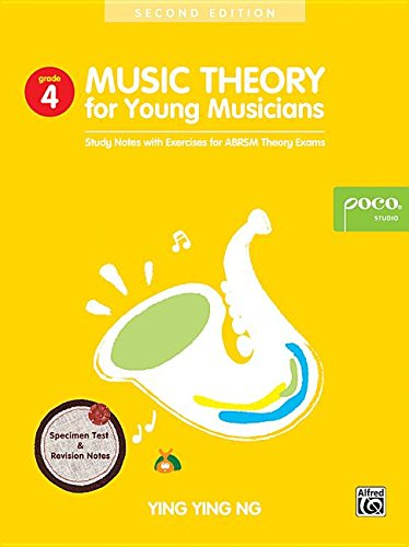 Music Theory For Young Musicians, Grade 4 Revised Edition (Poco Studio Edition)