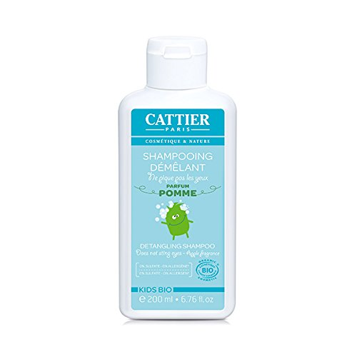 Cattier Kids Bio Shampoing Démêlant 200 ml