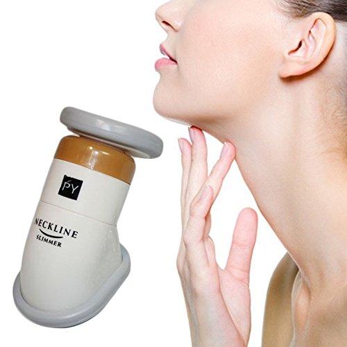 Beweglicher Ausschnitt-dünnerer Kinnmassager-dünner Kiefer verringern Doppelkinn mit Tasche