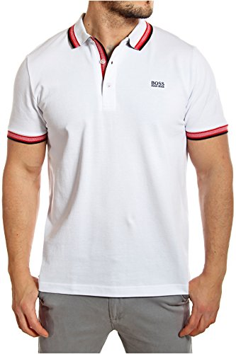 POLO HUGO BOSS - 50198254-WH-TM