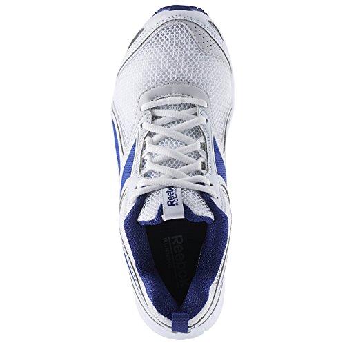 Reebok Triplehall 5.0, Scarpe da Corsa Donna Bianco (Blanco  (White / Pigment Purple / Silver))