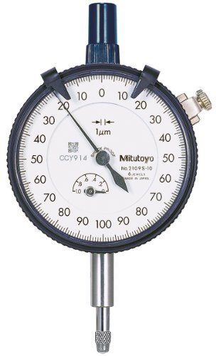 Mitutoyo mt2109s-10Serie 2Messuhr 2109s-10 - Mitutoyo Dial Test Indicator