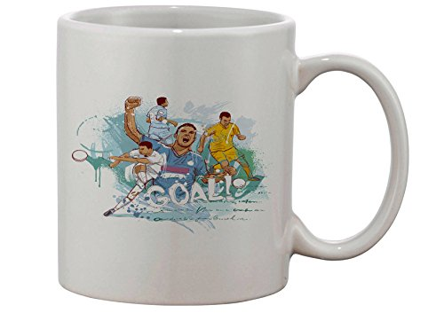 Footbal Team Happy for Goal Custom Made Mug