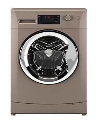Beko WMB 71443 PTECC Waschmaschine Frontlader / A+++ / 171 kWh/Jahr / 1400 UpM / 7 kg / Cappuccino / Pet Hair Removal / Großes Display
