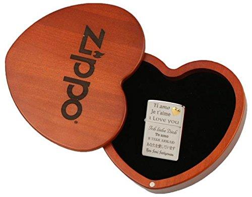 Zippo Wärme Ich liebe dich 87z629