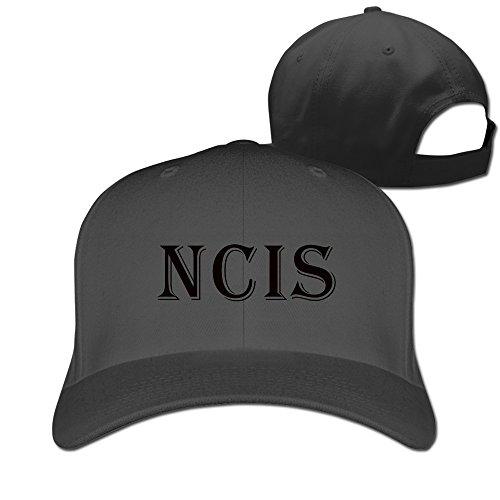 XCarmen NCIS Special Agents Stylish Baseball Adjustable Caps Black