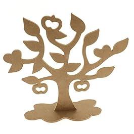 Albero della vita 36 cm appenditutto o decorazione in legno
