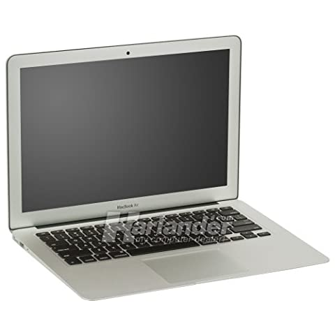 "Apple MacBook Air 13"" Mid 2012 (Core i7 2.0GHz, 8GB RAM, 512GB SSD, WLAN, Bluetooth 4.0, Mac OS X 10.8) (Englisches Tastaturlayout)"