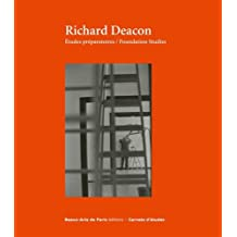 Richard Deacon : Etudes préparatoires