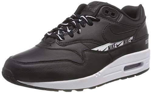 Nike Damen WMNS Air Max 1 Se Fitnessschuhe, Schwarz (Black/White 005), 40 EU -