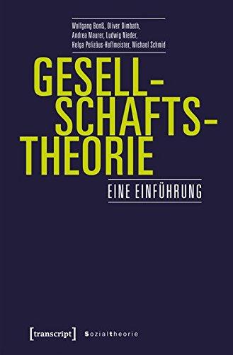 Gesellschaftstheorie: Eine Einführung (Sozialtheorie)