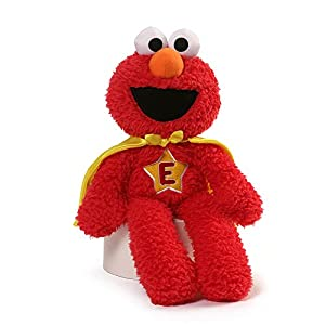 Sesame Street Sesame Street Elmo Superhero Take Along Plush
