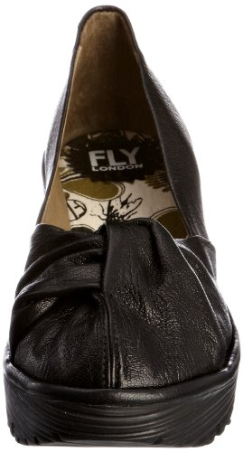 Fly London Yard, Escarpins femme Noir