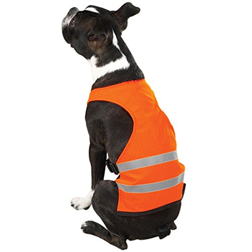 Artikelbild: Guardian Gear Sicherheitsweste für Hunde, 40,6 cm Medium, Orange