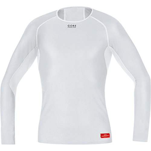 GORE RUNNING WEAR Herren Unterzieh-Shirt, Langarm, Stretch, GORE WINDSTOPPER, ESSENTIAL Shirt long,...
