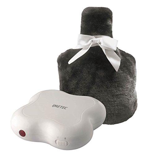 IMETEC BW-03 - Bolsa térmica, 365 W, calentamiento rápido, larga duración del calor, color blanco