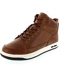 HARLEY DAVIDSON Chaussures Hommes - Sneaker JULIAN - brown