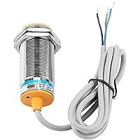 Interruptor del sensor de proximidad inductivo de 10 mm DC NPN 3 cables normalmente abierto LJ30A3-10-Z/BX