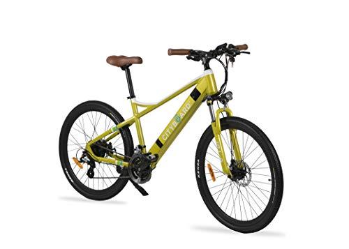 Cityboard E- Tui Bicicleta Eléctrica, Unisex Adulto,