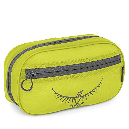 Osprey Ultralight Washbag Zip - Electric Lime