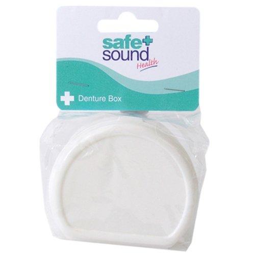SAFE AND SOUND BOX für Zahnprothesen