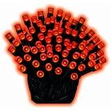 Kaemingk LED Twinklelights gefrostet, Außen, 13.5 m, 180 Lichter, orange Dioden 494194