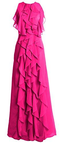 MACloth - Robe - Femme Violet - Fuchsia