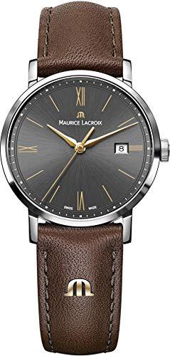 Maurice Lacroix Eliros EL1084-SS001-813-2 Damenarmbanduhr flach & leicht